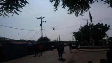 Helicópteros venezolanos violaron el espacio aéreo en Paraguachón