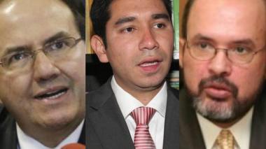 Corte compulsa copias a la Fiscalía contra Ricaurte, Bustos y Moreno