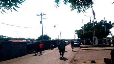 Temor en Paraguachón tras sobrevuelos de helicópteros venezolanos