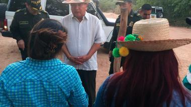 Gobierno confirma incursión de helicópteros venezolanos en Paraguachón