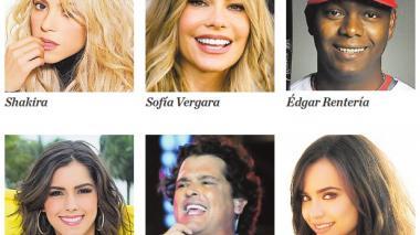 Las seis estrellas invitadas para los Centroamericanos