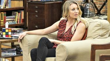 Hackers filtran foto de 'Penny', de The Big Bang Theory, desnuda