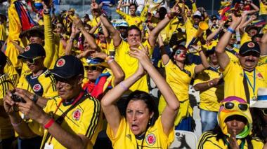 Así reaccionaron las redes sociales por interrupción del himno de Colombia antes del juego con Venezuela