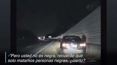 """""""Solo matamos a negros"""": dijo un policía de EEUU"""
