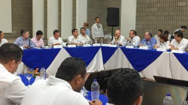 Ocad Caribe aprobó vía que comunica a Villa Rosa con Estanislao
