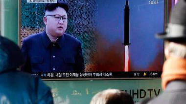 "Tras ensayo nuclear, EEUU amenaza a Corea con ""masiva respuesta militar"""
