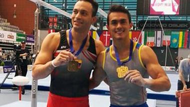 Jossimar Calvo ganó medalla de plata en Bulgaria