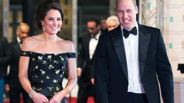 Catalina y Guillermo, duques de Cambridge