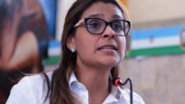 Ludys Rodríguez, diputada cordobesa.