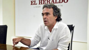 Polo apoyará recolección de firmas de Sergio Fajardo