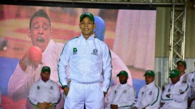 Karateca Luis Triviño competirá en el Open de Alemania