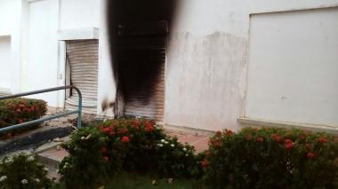Asonada contra Electricaribe en Lorica tras apagón