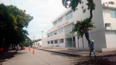 Investigan muerte de auxiliar de la Policía del Magdalena