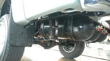 Vehículo que opera con Gas Natural Vehicular.