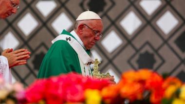 Papa Francisco recuerda a Gabo con frase sobre educación para la paz