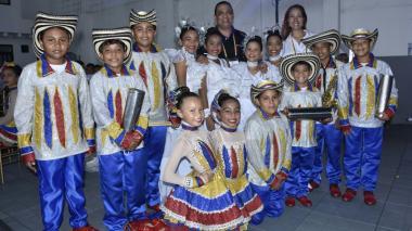 Con estos versos la Banda de Baranoa despide al Papa en Cartagena