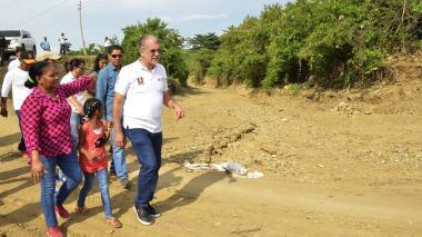 Arroyos El Negro y El Limón de Repelón serán canalizados