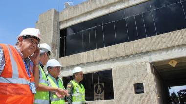 Obras de modernización del Cortissoz avanzan en un 21%: mintransporte