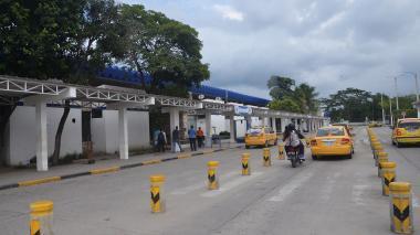 La Terminal de Santa Marta rechazó el informe.