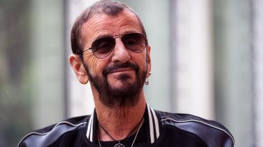 Ringo Starr estrena álbum con la colaboración de Paul McCartney