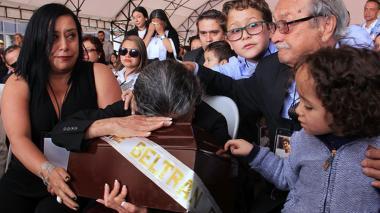 Entregan restos de víctima del Palacio de Justicia enterrada por error en B/quilla