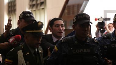 Moreno vinculó a Malo y a Ricaurte durante su audiencia