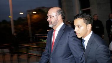 Capturan a expresidente de la Corte Ricaurte por 4 delitos