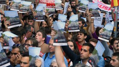Incautan millones de papeletas para el referéndum en Cataluña