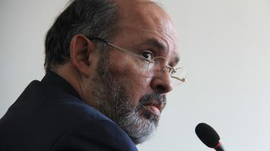 Legalizan la captura del exmagistrado Francisco Ricaurte