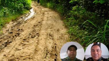 Matan a 2 policías en zona rural de Córdoba