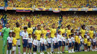 Colombia vs. Paraguay: 40,2% de boletas se quedaron en el Atlántico