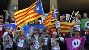 Investigan páginas web del referéndum en Cataluña