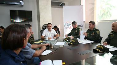 Ofrecen $50 millones por responsables de muerte de policías en zona rural de Córdoba