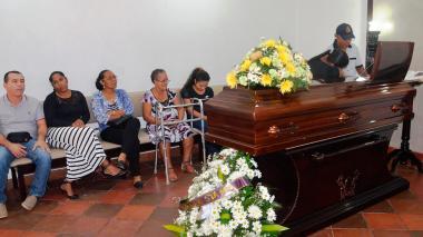 Sepultan a vigilante que fue linchado en Santa Marta