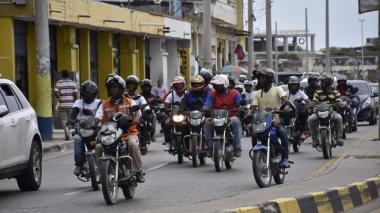 Radican proyecto para que alcaldías y gobernaciones capaciten a mototaxistas