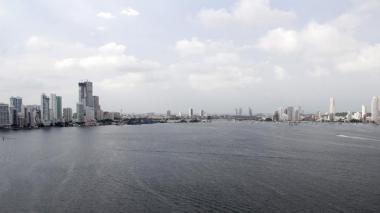 """Procuraduría pide medidas para combatir """"daño ecológico"""" en bahía de Cartagena"""