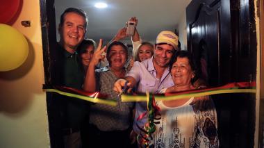La Playa estrena 5 nuevas vías y mejoramiento de vivienda a 94 familias