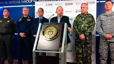 Liberación de secuestrados, en la agenda del cese al fuego del ELN: Villegas