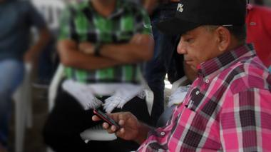 Fernel Avilés Tovar, alcalde de San Juan de Betulia.