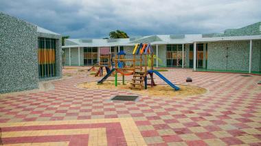 Gobernación entrega hoy dos Centros de Desarrollo al ICBF