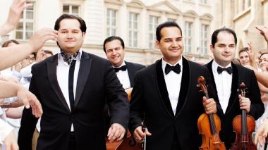Janoska Ensemble llega a Barranquilla