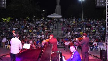 Desde Austria, Janoska Ensemble cautivó a Barranquilla