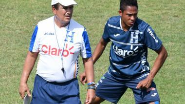 'El Bolillo' y Pinto se juegan su última carta para ir al Mundial