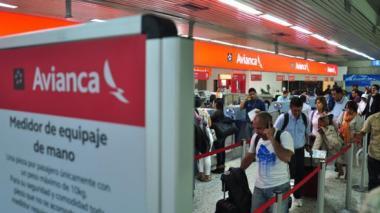 Paro de pilotos de Avianca no afectaría el precio de los vuelos de fin de año
