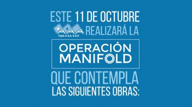 Este miércoles se realizará la Operación Manifold para potencializar el Acueducto