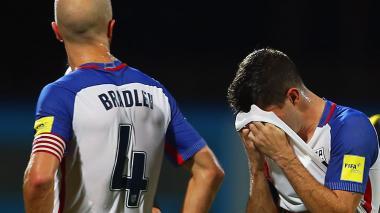 Eliminación de EEUU al Mundial-2018, nuevo golpe al