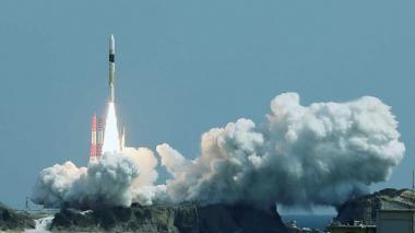Lanzan un satélite europeo de observación de la Tierra