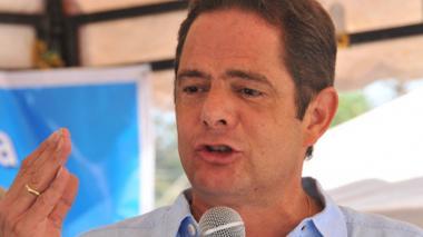 El exvicepresidente y candidato presidencial Germán Vargas Lleras.
