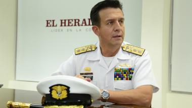 Escuela Naval de Cadetes Almirante Padilla cumple 40 años como universidad