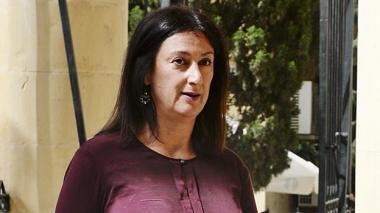 Hijo de la periodista asesinada en Malta acusa al gobierno